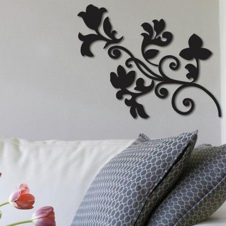 Arabesque Foam Wall Decals Wall Decals Space Wall Decals Tree Wall Decal