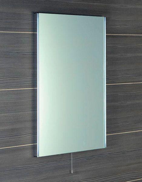 Sapho TOLOSA tükör alumínium kerettel led világítással ...