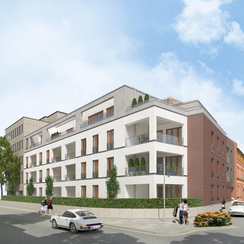 City 1 Grundbesitz hat das Projekt FortyFour