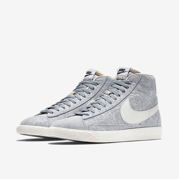 Nike Blazer Mid Premium Chaussures Mens Vintage