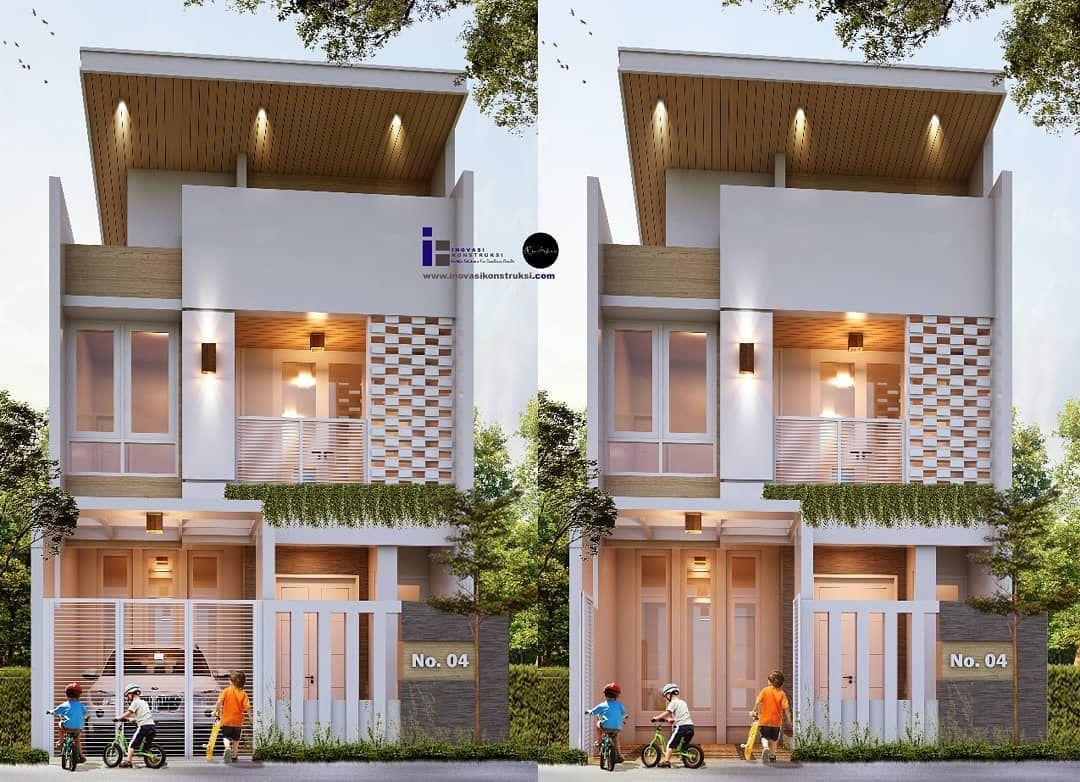 Desain Rumah Kel Bpk Eka Sakti Kurniawan Lokasi Desain Rumah Arsitektur Modern Arsitektur