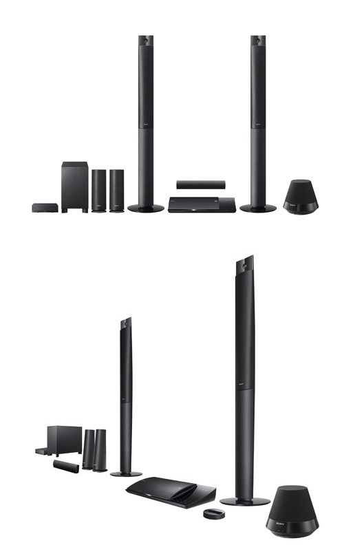 Sony BDV-N890W Home Theatre System Drivers for Windows Mac