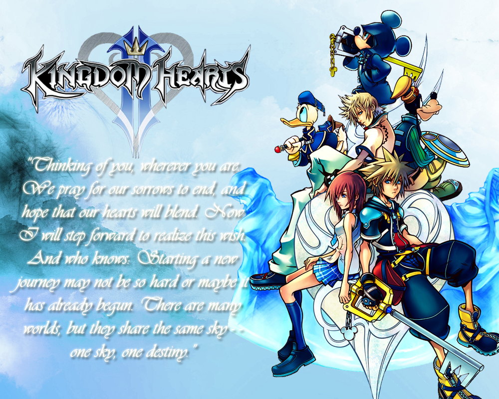 Kingdom Hearts Quotes Kingdom Hearts 2 Quotes  Google Search  Ideas For Tats