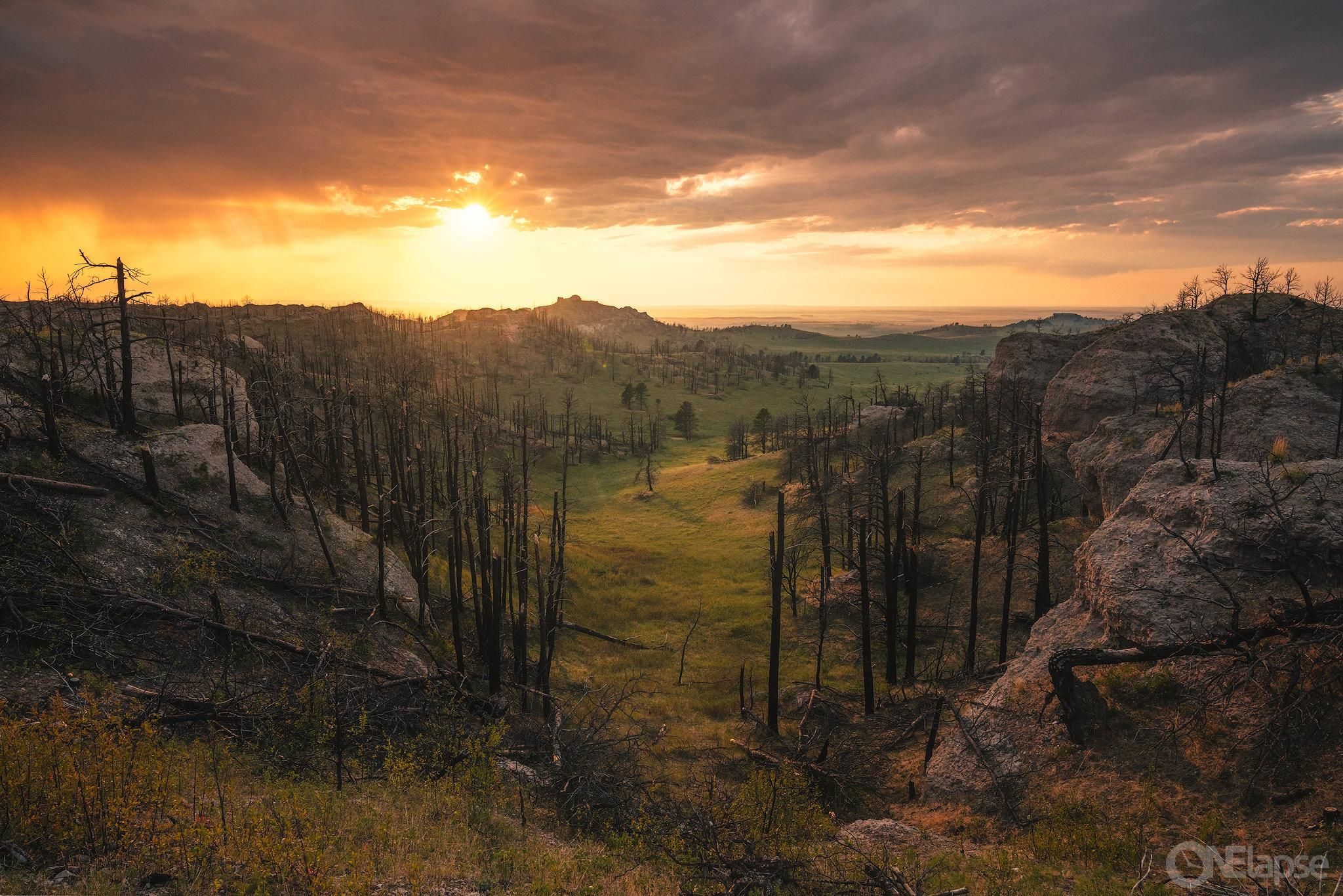 My favorite place to photograph in Nebraska ChadronNE [OC][20481366] #reddit
