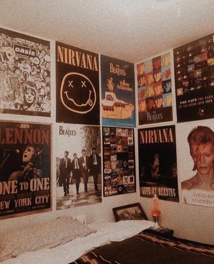 Imagen En 70s 80s 90s Vintage Coleccion De Ari 3 3 In 2020 Vintage Room Decor Retro Bedrooms Aesthetic Bedroom