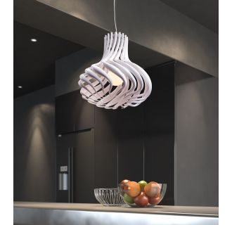 Zuo Modern Tsunami Pendant Contemporary Hanging Lighting