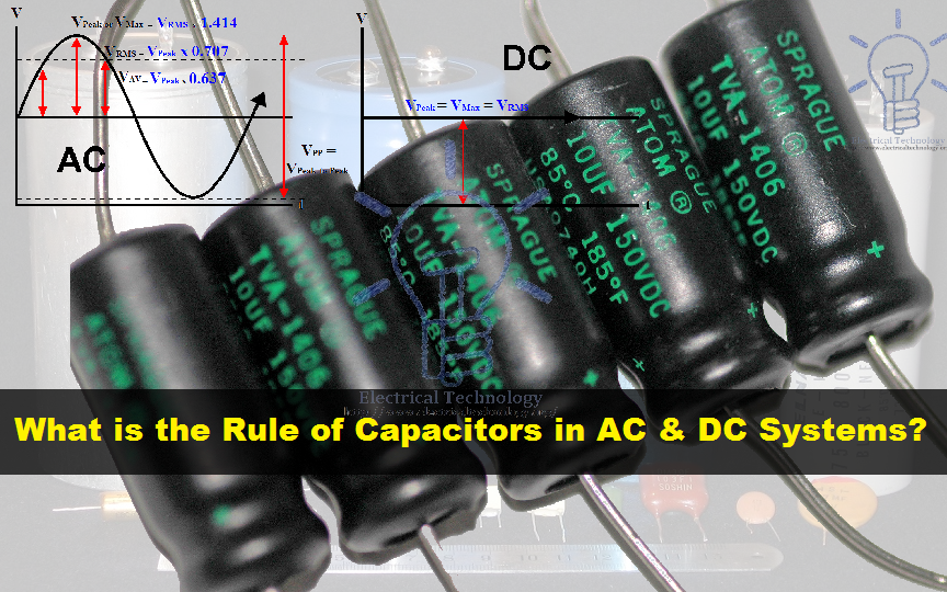 The Role Of Capacitors In Power Supply And Lighting Circuits Onelectrontech