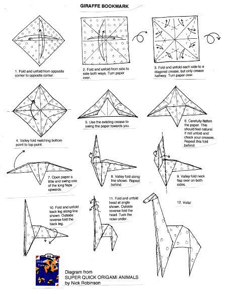 origami tuto