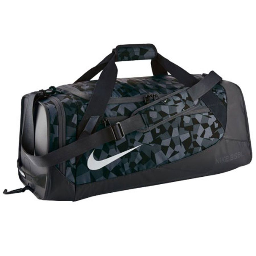 bc5c0e982a3 Nike Brasilia 6 Duffel Bag  Nike Kids Alpha Duffel Bag  Nike Baseball MVP  Select 2.0 Duffel Bag (BA5359-010) New Black Sporting Goods ...