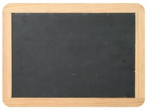 Nostalgie Schiefertafel mit Linien Tafel Ausgangsschrift Lineatur - Flairie - Schöne Dinge Online-Handel Silvia Neumann