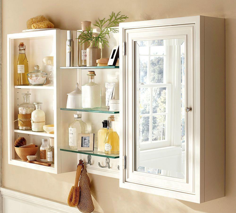 Bathroom Medicine Cabinets With Images Bathroom Wall Storage
