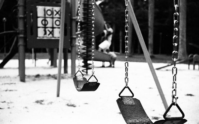 Old School Playground by funksoulava, via Flickr