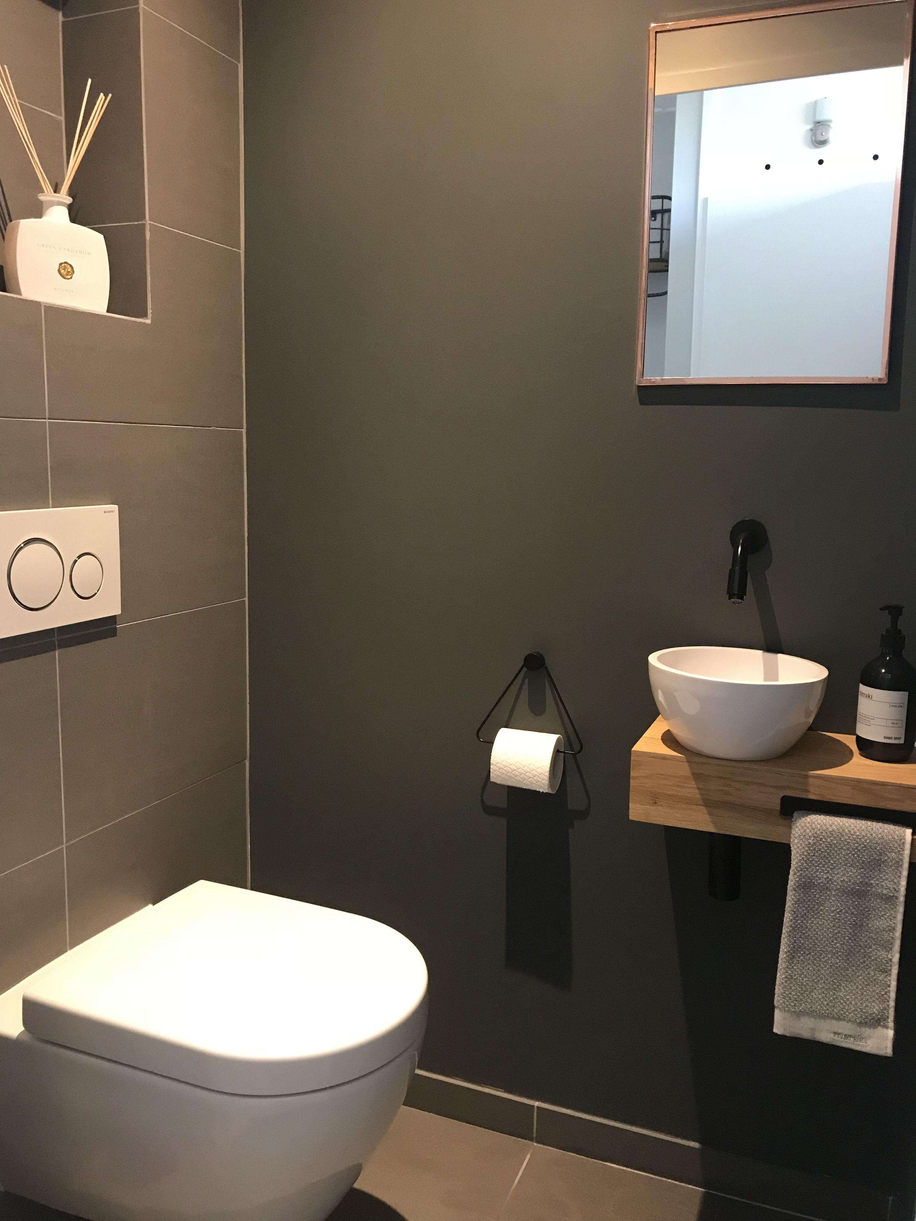 Photo of Nytt toalettrom | Villeroy og Boch | Leava Lecce | Toalett | Farge av Farrow og …