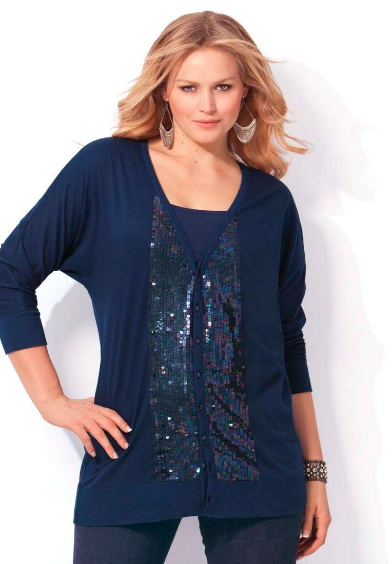 Navy Blue Boyfriend #Cardigan | The Sweater Drawer | I Want Blue ...