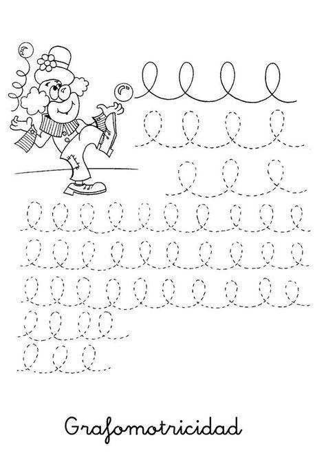 Pin di maria grazia su schede infanzia pinterest e 5 - Numero di fogli di lavoro per bambini ...