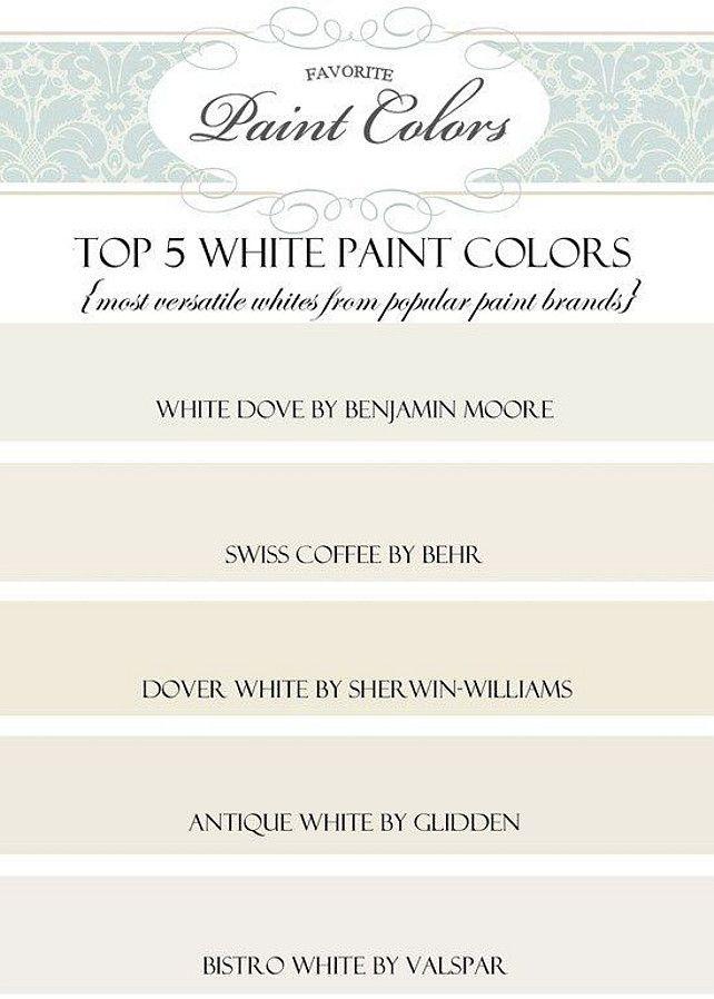 White Paint Color Popular White Paint Color Whitepaintcolor