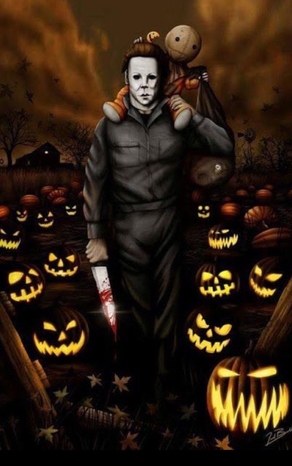 Pin by Hayden Jackson on Halloween Horror movie icons
