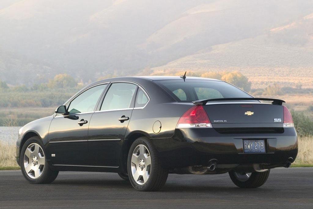 2006 Chevrolet Impala Ss >> Pin By John On Chevy Impala Chevrolet Impala 2006