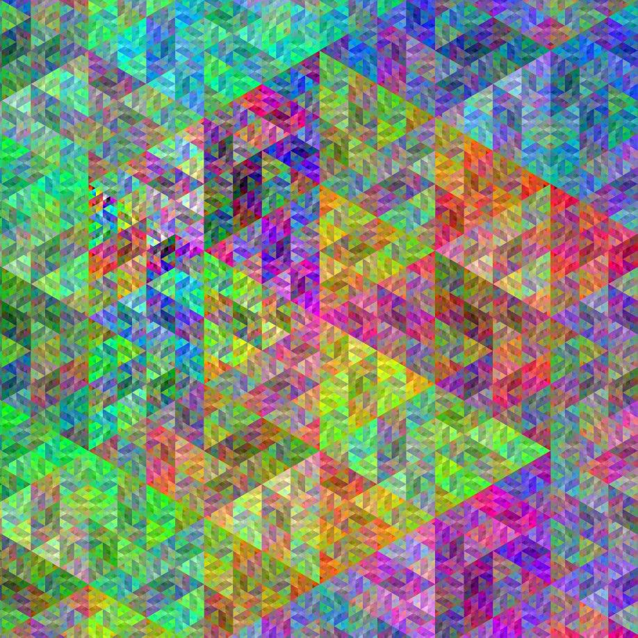 1001 spiral in, 2017, Color by Numbers software by arttoyz | Daily ...