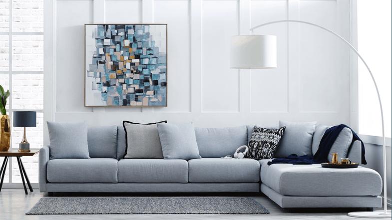 Sensational Hammar Fabric Modular Sofa Domayne Kids Lounge Modular Pabps2019 Chair Design Images Pabps2019Com