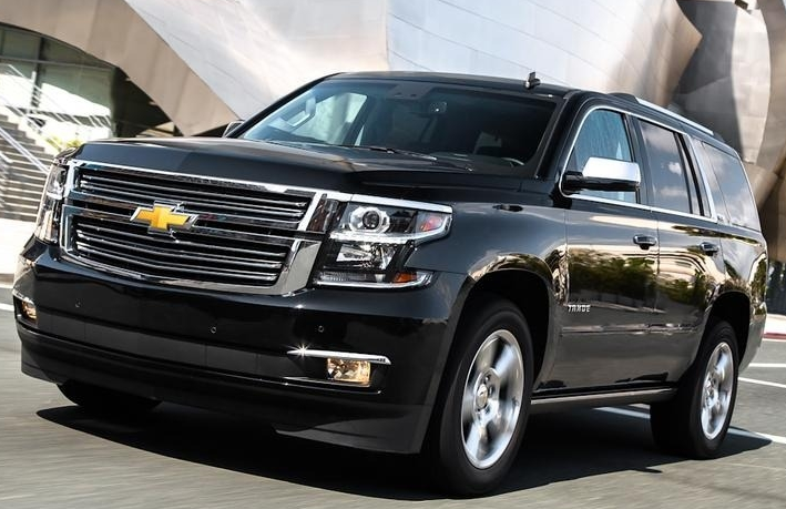 2019 Chevrolet Tahoe Price Colors And Review Chevrolet Tahoe