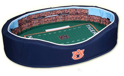 NCAA Auburn Tigers Stadium Pet Beds, 20 x 30-Inch Stadium Pet Beds http://www.amazon.com/dp/B00HRCK9F0/ref=cm_sw_r_pi_dp_Ifxxub0X77G1J