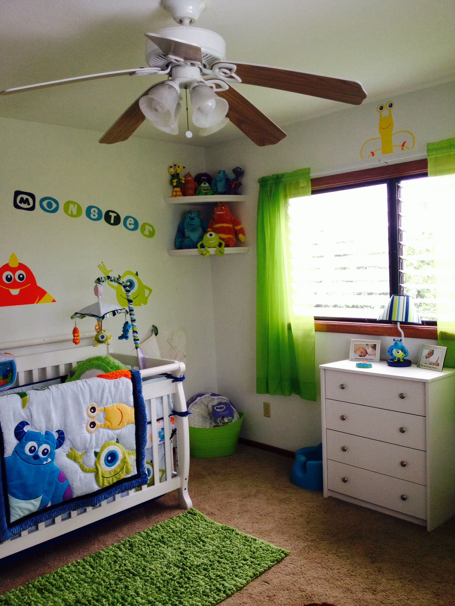 Monsters Inc Baby With Images
