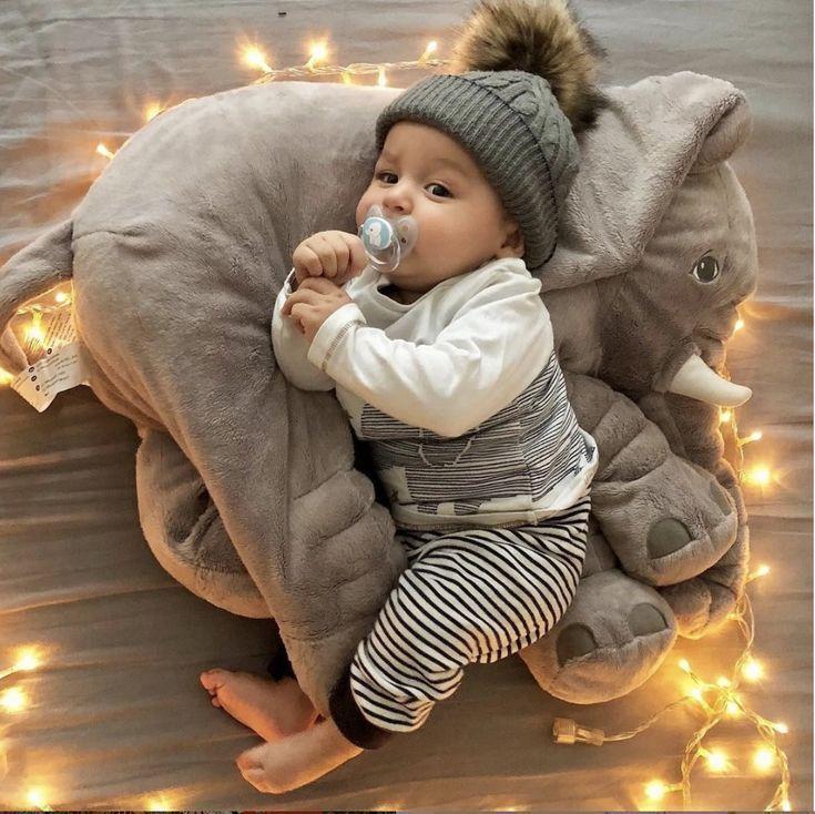 Plush Elephant Pillow Toy,  #Elephant #Pillow #Plush #toy,  #DiyAbschnitt, Diy Abschnitt,