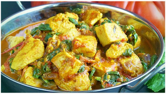Photo of Chicken curry, ready in just 20 minutes