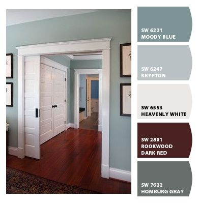 Paint Colors From Chip It By Sherwin Williams Pleasant Valleypor