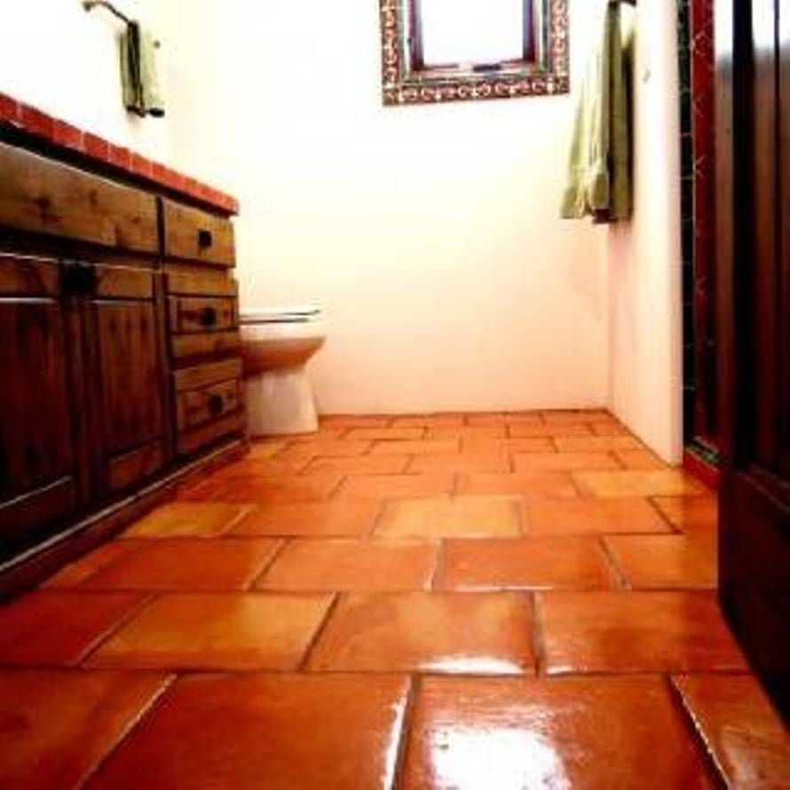Long Lasting Clay Tile Flooring Home Design And Decor Tile