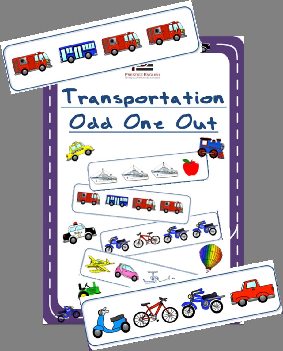 Transportation Odd One Out Worksheet Worksheets Odds The Odd Ones Out [ 1143 x 924 Pixel ]