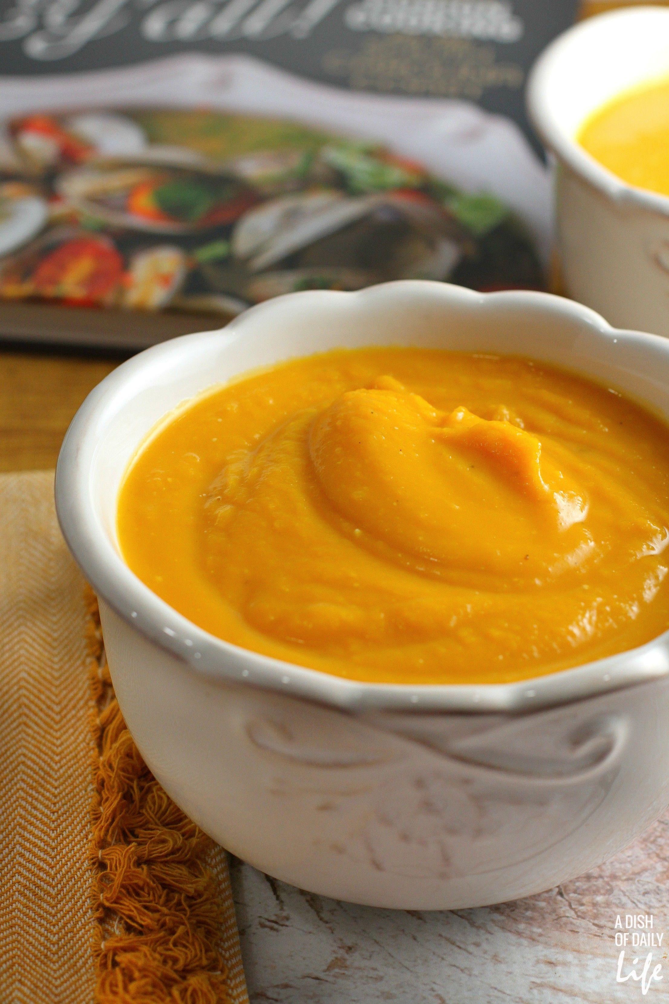 Butternut squash soup recipe butternut squash soup