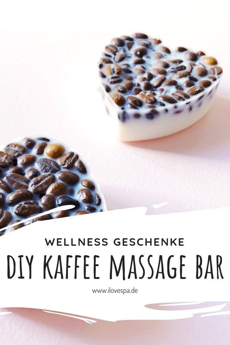 Massagebar Rezept mit Kaffee und Tonka – Massagebar selber machen
