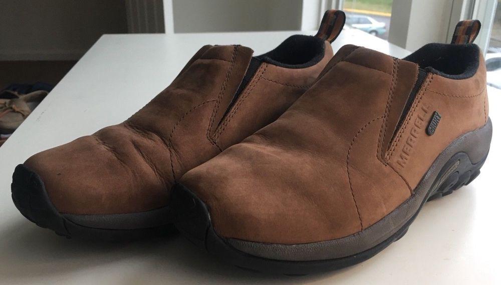 merrell shoes jungle moc nubuck jpn