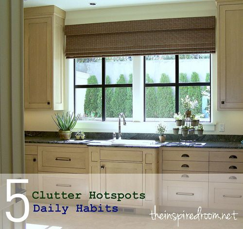 How to declutter your home 5 daily habits for a clean for Declutter house plan