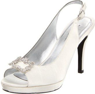 ShopStyle: A. Marinelli Women's Colossal Open-Toe Pump