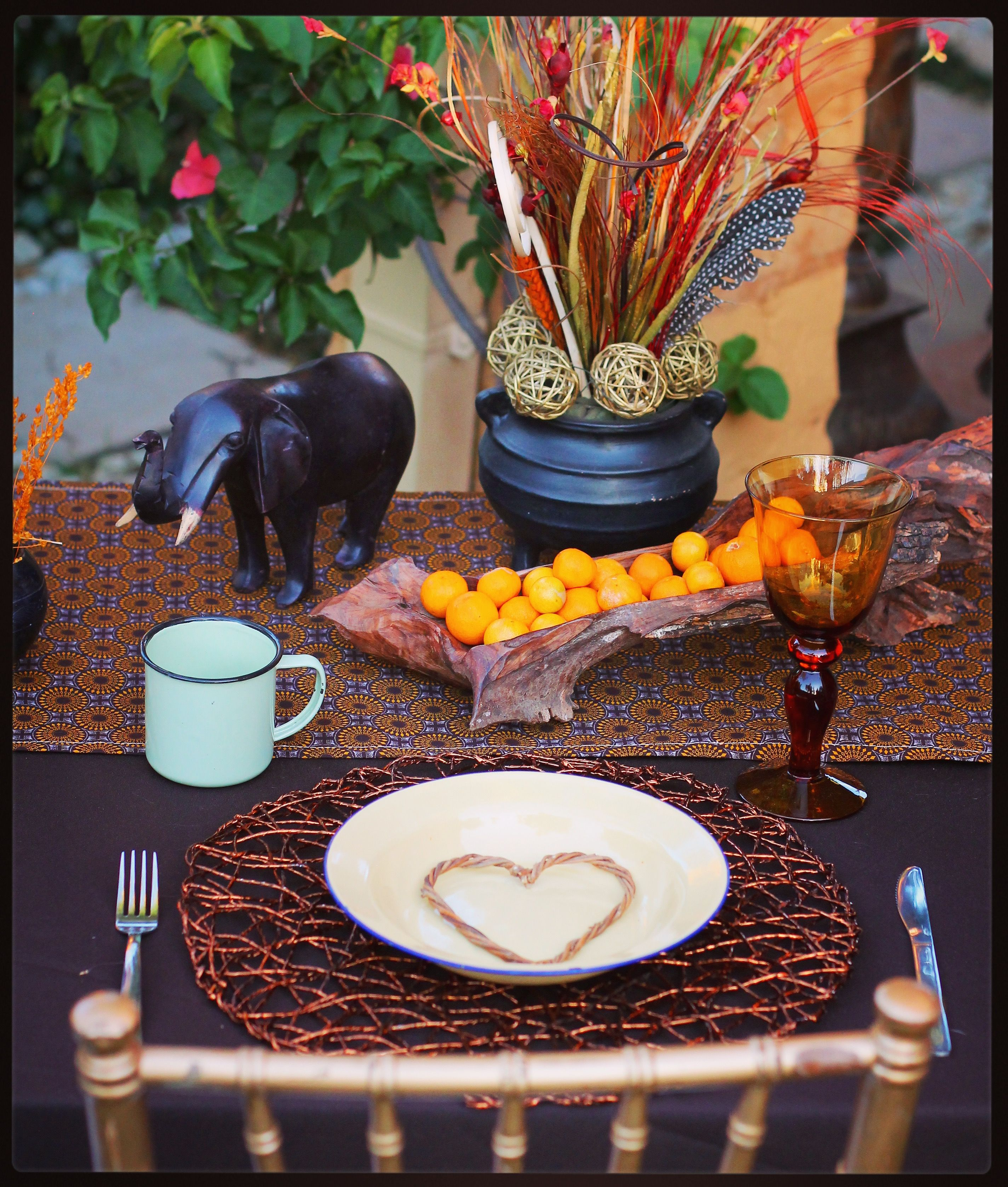 Traditional African Wedding Decor. Zulu Wedding. Traditional Wedding Ideas.  African Wedding Centerpieces.