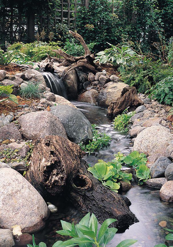 Aquascape Water Feature | Ogród