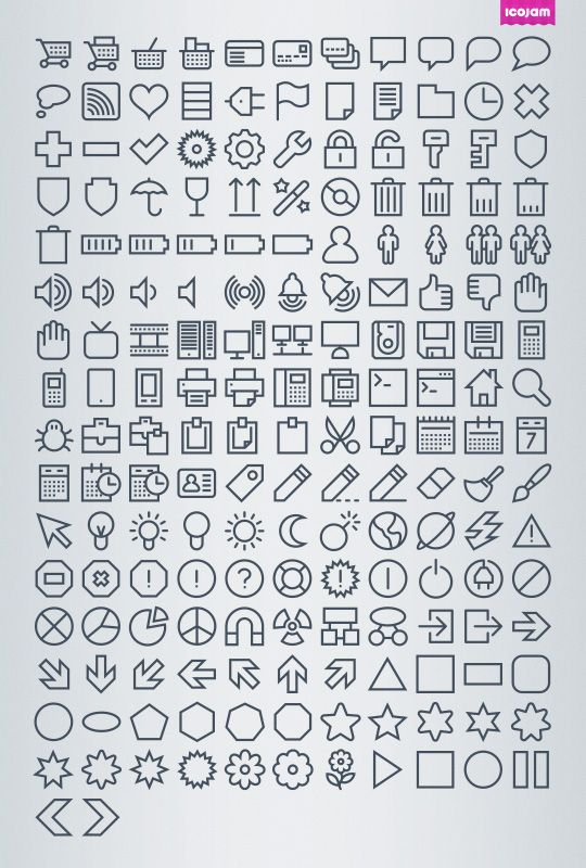 These Icons Are Free To Use In Any Kind Of Commercial Or Non Commercial Project Unlimited Times