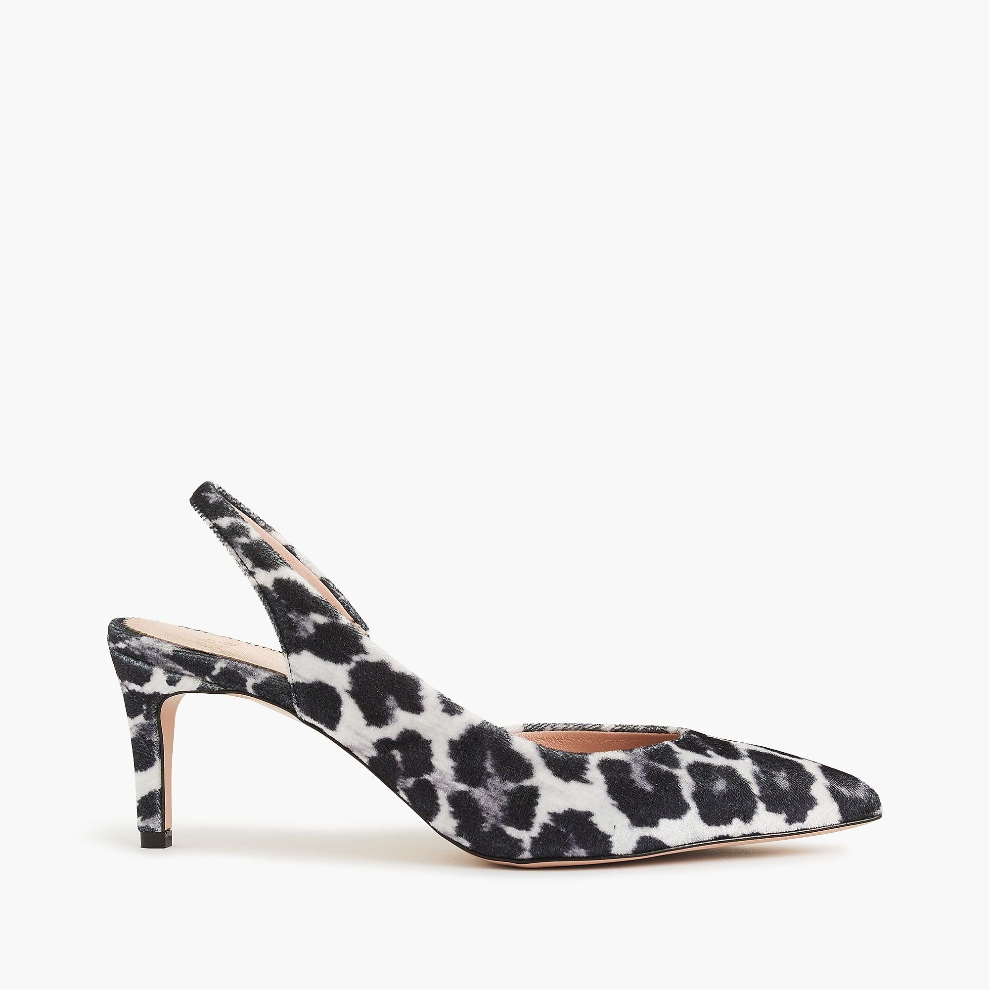277a2abdf12 Colette slingback d Orsay pumps in leopard