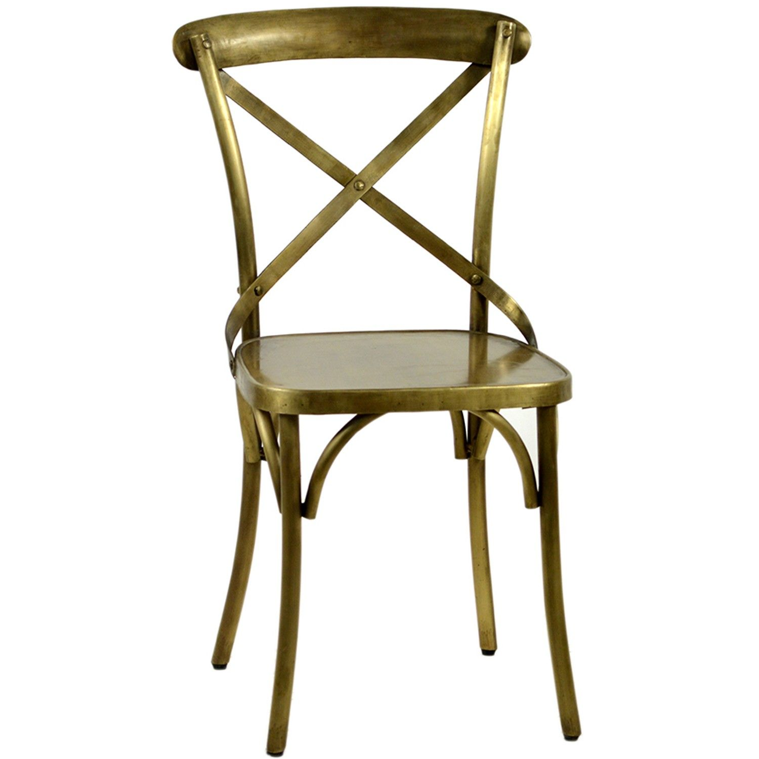 IRON CHAIR ANTIQUE BRASS FINISH U003cBRu003eu003cBRu003e U2022 Ironu003cBRu003e