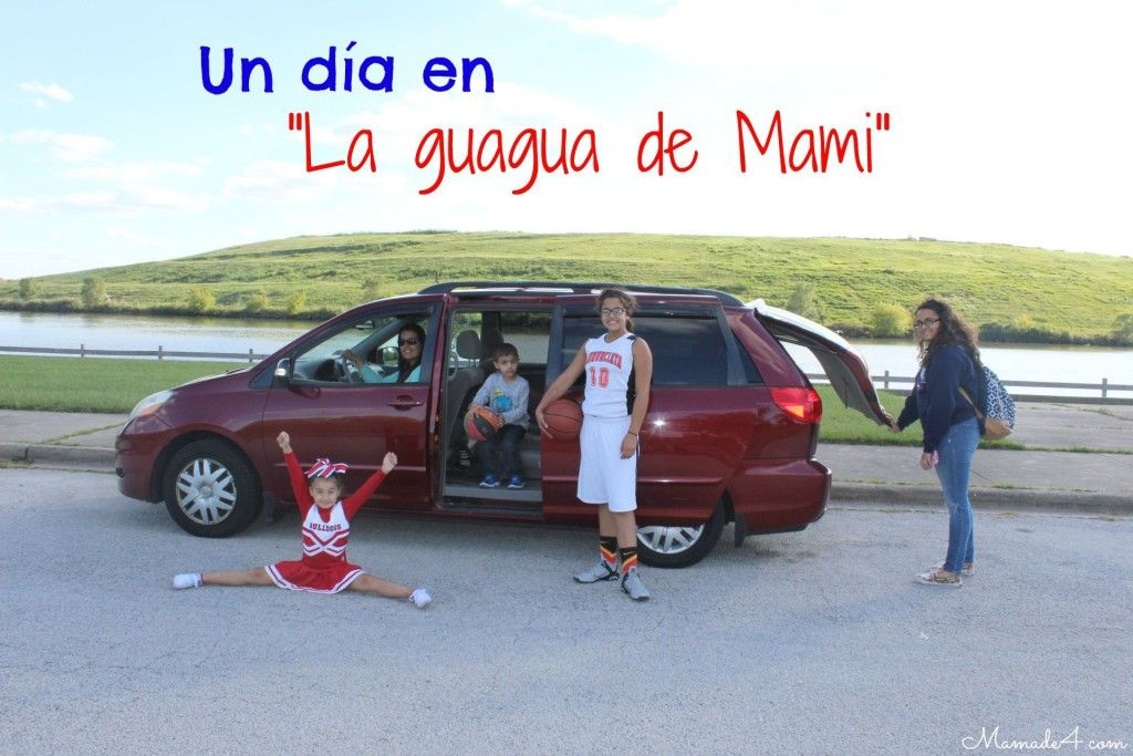 """Un día en """"La guagua de Mami"""" #CambioConfiable #Ad #cbias #MyColectiva"""