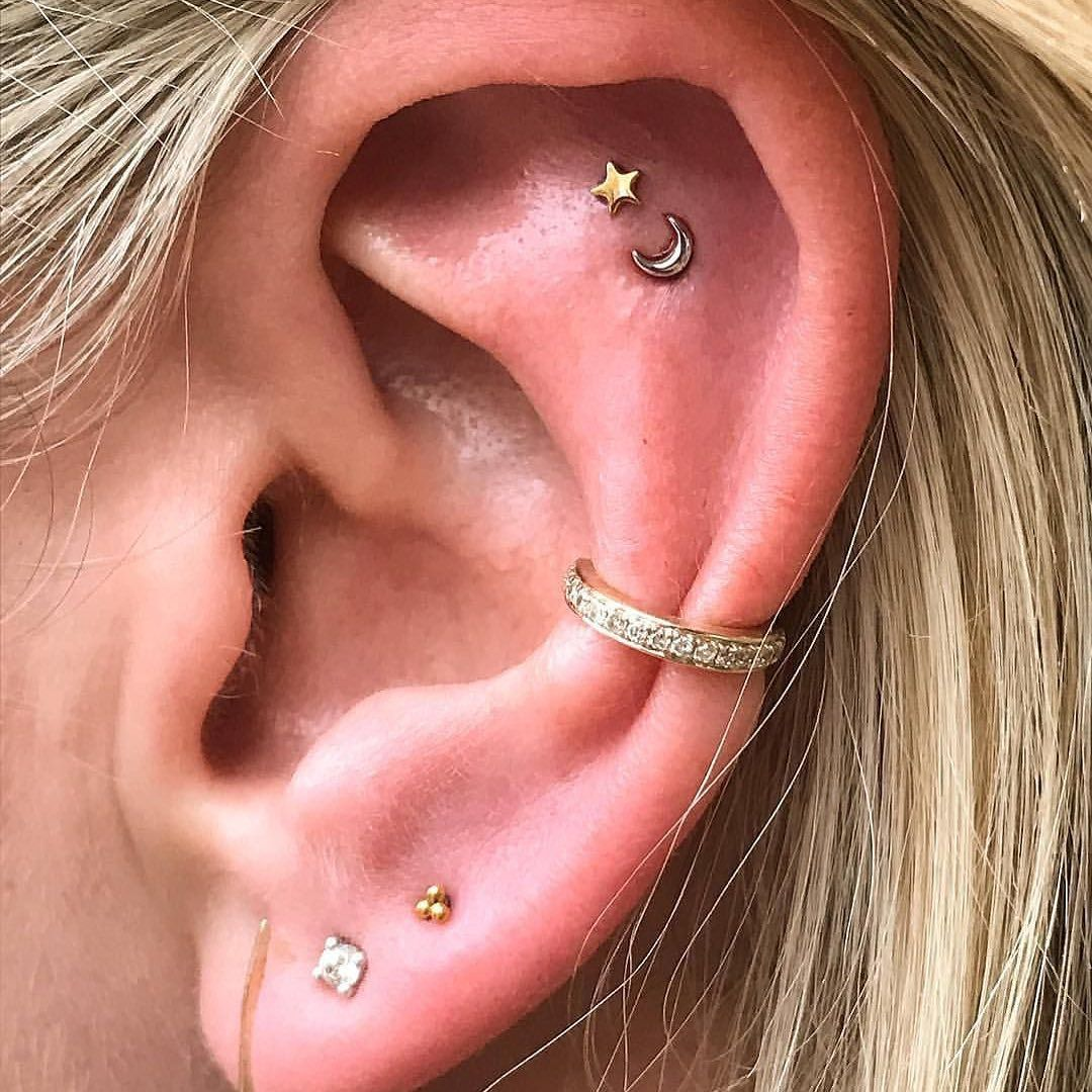Pin On Conch Piercing