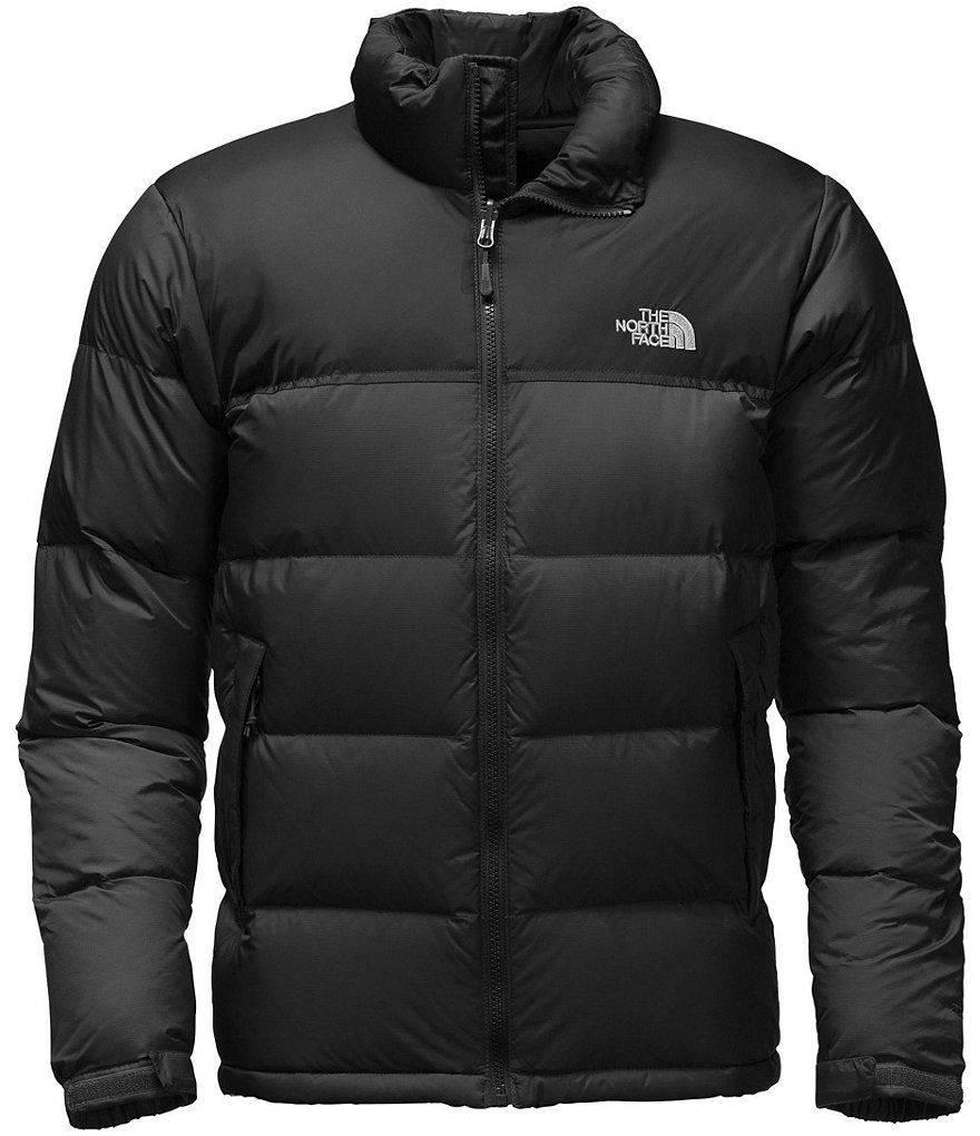5cc623d15 TNF Black:The North Face Out Nuptse Puffer Jacket | $220 | Bear ...