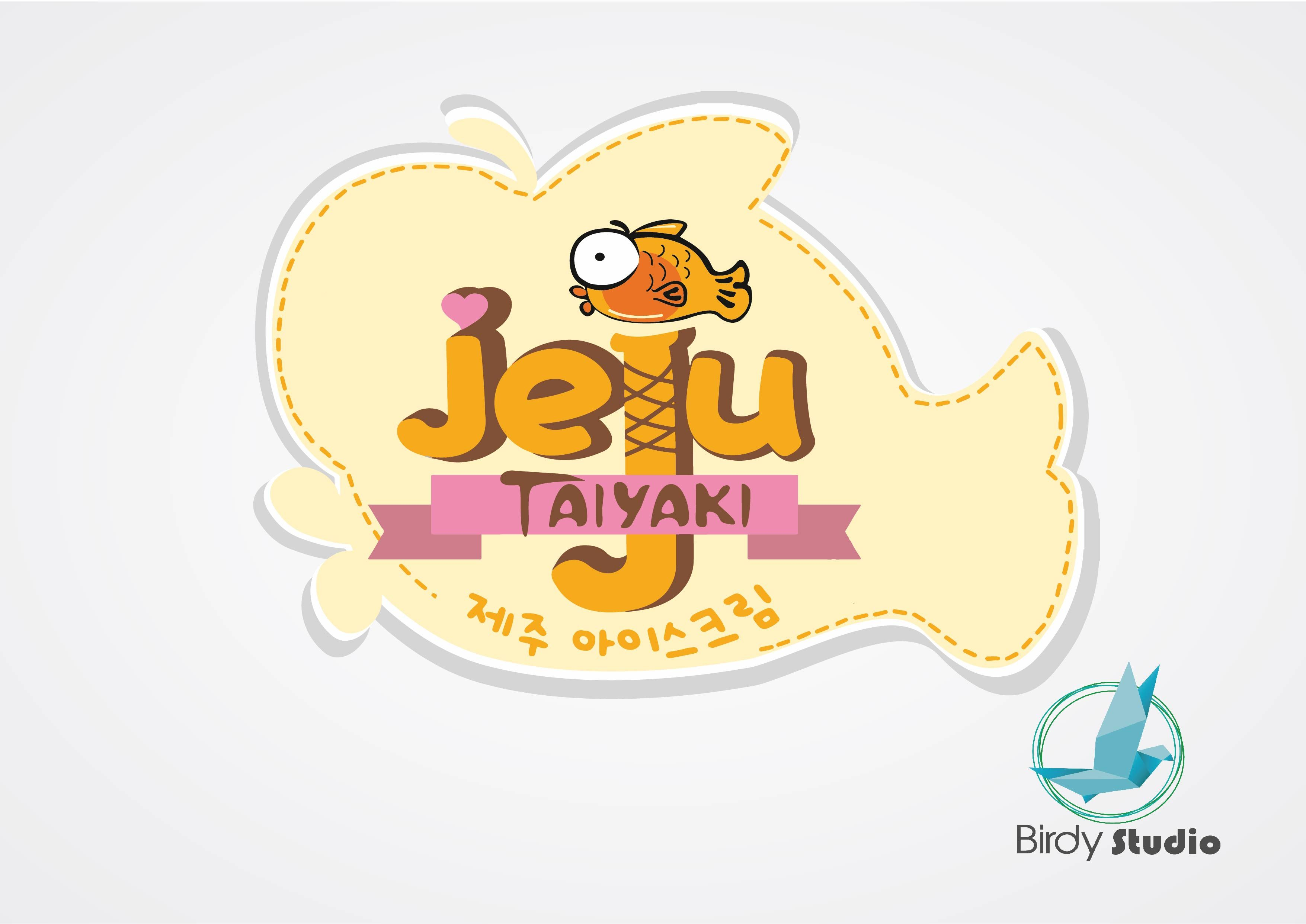 Jeju Taiyaki Branding Design Logo Logo Design Branding Design