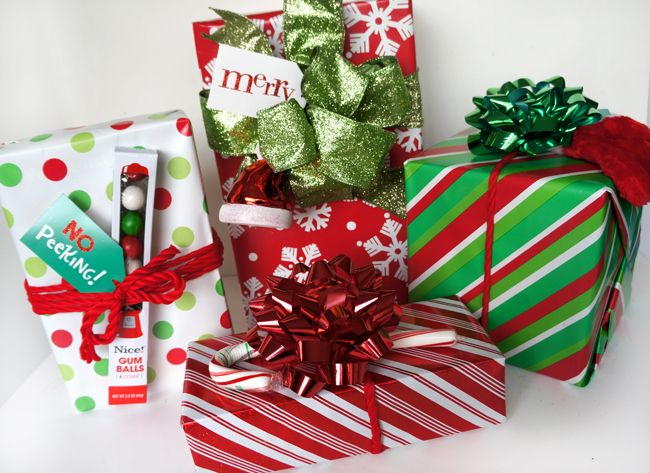 holiday wrapping with walgreens how to tie bows for presents