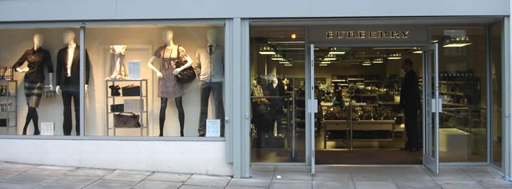 watch a55f1 0113c Factory shop / outlet burberry 29-53 Chatham Place Hackney ...