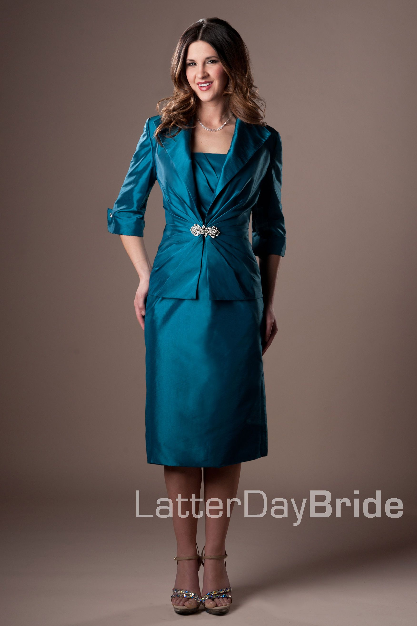 2dd1b41d68a19 Mother of the Bride Dresses, Judith | LatterDayBride & Prom -Modest Mormon  LDS Mother of the Bride Dress