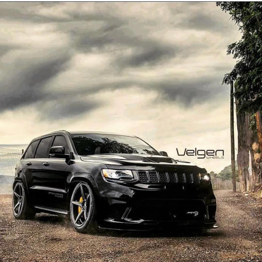 Jeep Grand Cherokee Srt8 Instagram Post By Truckzoneofficial